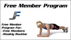 Free Member Training Program