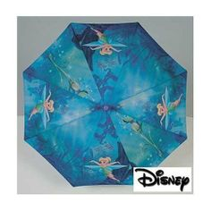 $14.99-$19.99 Baby Childrens Umbrella - Officially Licensed Disney Peter Pans Tinkerbell A Flutter Childrens Umbrella, Kids Rain or Sun Tinker Bell Umbrella; Great Gift ... - PERFECT GIFT for a child who loves Tinkerbell.     This umbrella is 100% Polyester with unbreakable fiberglass ribs, plastic coated safety tips, pinch-proof safety runner.     This umbrella has one of the most beautifully graph ...