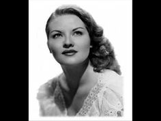 ▶ Patti Page -  WHY DON'T YOU BELIEVE ME - YouTube