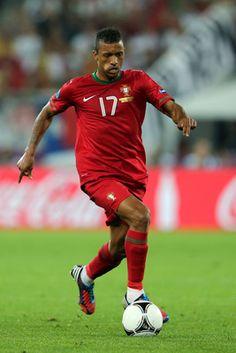 Portugal winger Nani