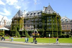 Victoria BC - someday when we are rich we wanna go back and stay at this place in Canada super expensive!