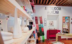 Arrolladora Mexicana —design boutique in Mexico City