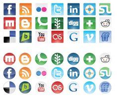 Social Icon Vector Logo Bad mouthing others or making negative statements can lead to others viewing your product or service negatively.