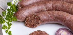 Swojska kaszanka - przepis na Uwielbiam.pl Sausage, Meat, Food, Chef Recipes, Cooking, Sausages, Essen, Meals, Yemek