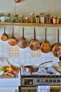 Quirky Copper Accents to Add to Your Kitchen Space - EcoSalon