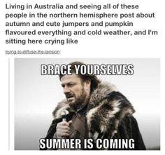 On the Westerosi words of Australia: