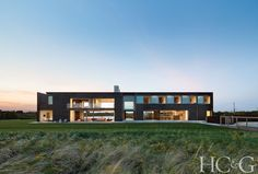 This modern home designed by Bates Masi + Architects is available for $54 million.