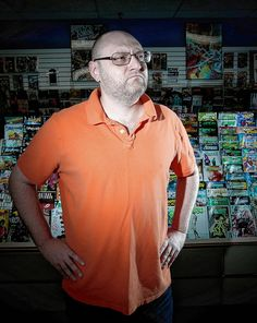 The 1990s were dark days for the owners of comic book stores, with dozens closing across the country.