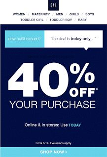 Gap coupons & Gap promo code inside The Coupons App. off today at Gap, or online via promo code TODAY May Rc Hobby Store, Coupons For Boyfriend, Coupon Stockpile, Hobbies For Couples, Free Printable Coupons, Love Coupons, Grocery Coupons, Extreme Couponing, Coupon Organization