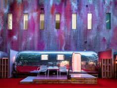 Notel- trailer park hotel in Melbourne by Pop Up City