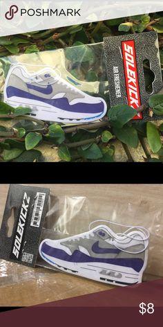 Nike air max 87 Solekickz2 air freshener Apple flavored Solekickz2 car air freshener solekickz2 Other
