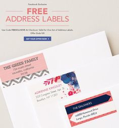 Tiny Prints U2013 Free Address Labels  Free Address Labels Samples