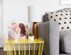 Creative Ways to Display Engagement Photos- Looking for the latest wedding trends that will be all the rage in 2018? Our experts have scoured the web and created the top 10 list of most popular nuptial card designs, menus, flowers and more. A must-read for brides to be and planners