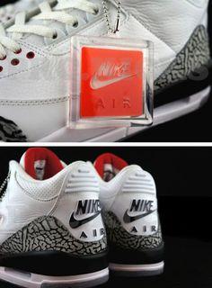 """timeless design 00b1e 6538d 2013 Air Jordan III  88 """"Cement"""" Sneaker (New Photos) Air Jordan"""