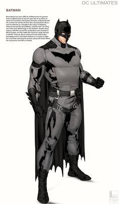 Batman Artwork, Batman Comic Art, Batman Wallpaper, Batman Comics, Dc Comics Heroes, Arte Dc Comics, Comic Character, Character Design, Ultimate Batman