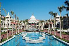 Memory: Hotel Riu Palace Riviera Maya, Playa Del Carmen, Mexico. Love this place...