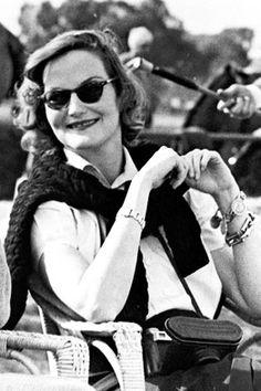 Heiress Doris Duke, in 1950.