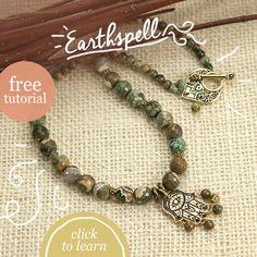 Earthspell Necklace