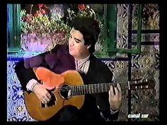 RAFAEL RIQUENI-GUITARRA FLAMENCA-Alegrías Music Videos, Youtube, Flamingo, Guitars, Artists, Youtubers, Youtube Movies