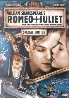 I chose this as my cover, I chose this because it does a goo job at showing Romeo and Juliet's relationship.