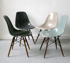 Eames Shell Chair DSW