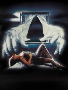Retro Art, Vintage Art, Horror Photos, Horror Artwork, Arte Cyberpunk, Movie Covers, Horror Movie Posters, Ex Machina, Airbrush Art