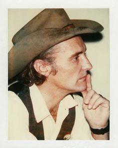 Polaroid Andy Warhol