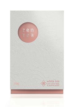 Zen Tea on Behance