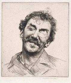 Portrait of Whistler