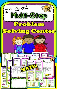 WHOLE MATH CENTER FOR PROBLEM SOLVING!!!