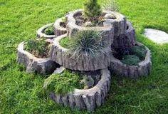 Výsledek obrázku pro domácí výroba betonových květináčů