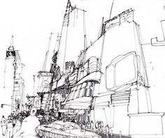 the kingdom: --------Urban Sketchers---------