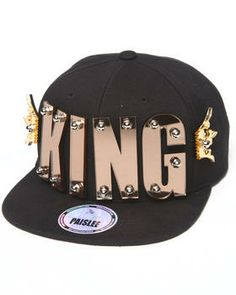 King Paislee Hat by Paislee @ DrJays.com