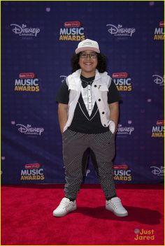 Nathan Arenas at the Radio Disney Music Awards 2016