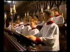 Sussex Carol - Choir of New College Oxford