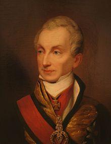 Klemens von Metternich, Australian Chancellor, Nemesis of Lola and also a victim of the 1848 Revolutions