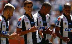 Campeonato Paulista: Gol polêmico no fim dá vitória sofrida ao Santos