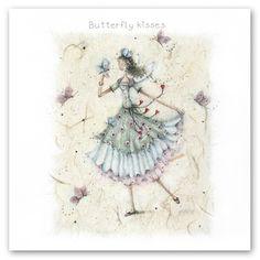 Offers » Butterfly Kisses » Butterfly Kisses - Berni Parker Designs