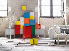 LISABO | IKEA Livet Hemma – inspirerande inredning för hemmet Hektar Ikea, Ikea Norsborg, Boy Room, Kids Room, Finding A House, Toy Storage, Game Room, Furniture, Interior Design