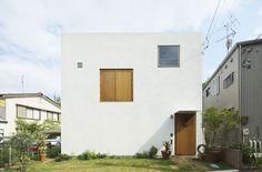保坂猛建築都市設計事務所 屋内の家 + 屋外の家 http://www.kenchikukenken.co.jp/works/1400723862/66/