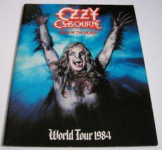 Ozzy Osbourne- Ozzy Osbourne, Comic Books, Tours, Memories, Comics, World, Cover, Movie Posters, The World
