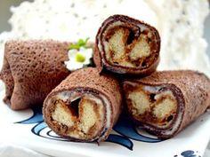 Reteta Clatite tiramisu Romanian Food, Bread Cake, Pastry Cake, Sweet And Salty, Sweet Bread, Soul Food, Bakery, Food Porn, Naan