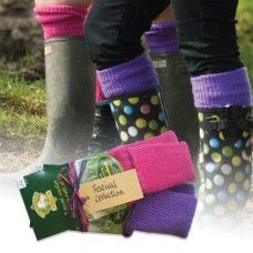 Festival Collection Made by Corrymoor Mohair Socks in #Devon - £37.45