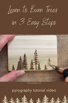 Wood Burning Crafts, Wood Burning Patterns, Wood Burning Art, Wood Crafts, Burning Dandelion, Woodworking Projects, Diy Projects, Wooden Slices, Tree Patterns