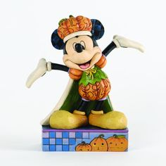 Disney Traditions Harvest Mickey Mouse