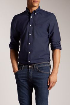 The Wadsworth Classic Oxford Shirt | Jack Wills