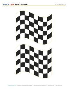 Free Printable Racing Flags