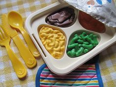 Vintage Fisher Price TV Dinner