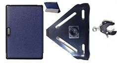 SLIPGRIP 15 MOUNT For Dell Venue Pro 101 5050 5055 Tablet Using Slim LTW Smart Cover Case * Click affiliate link Amazon.com on image to review more details.