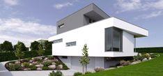 RD OHBA - Family house, Bratislava, Slovakia Bratislava Slovakia, Outdoor Decor, House, Design, Home Decor, Homemade Home Decor, Home, Haus, Design Comics